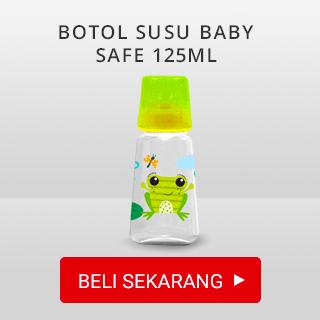 _Botol Susu Baby Safe 125ml
