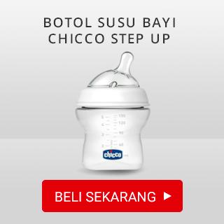 Botol Susu Bayi Chicco Step Up