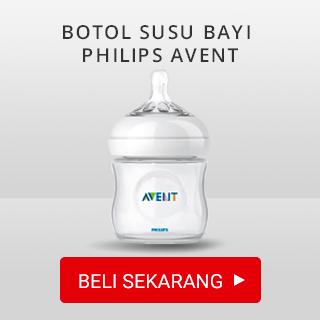 Botol Susu Bayi Philips Avent