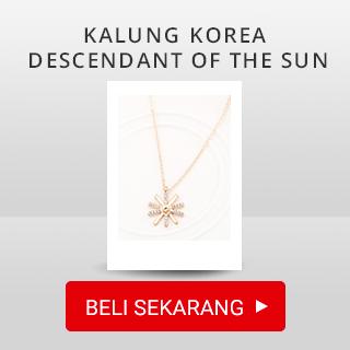 Kalung Korea Descendant of The Sun
