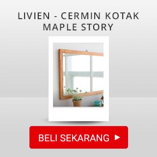 LIVIEN - CERMIN KOTAK MAPLE STORY