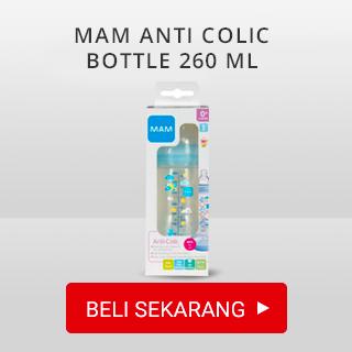 MAM Anti Colic Bottle 260 ml