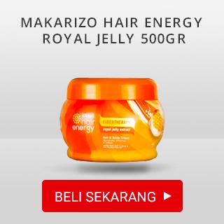 Makarizo Hair Energy Royal Jelly 500gr