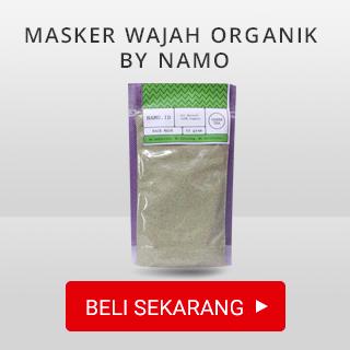 Masker Wajah Organik by Namo