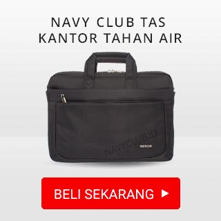 Navy Club Tas Kantor Tahan Air