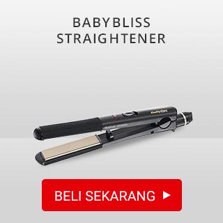 babybliss straightener