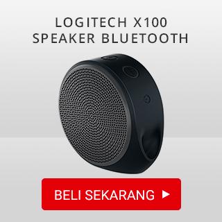 logitech x100