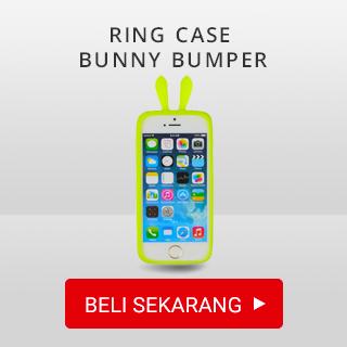 ring case bunny bumper