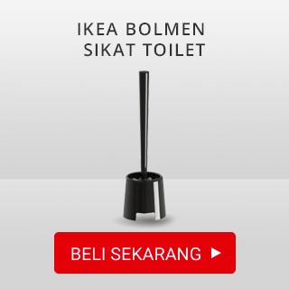 IKEA Bolmen Sikat Toilet