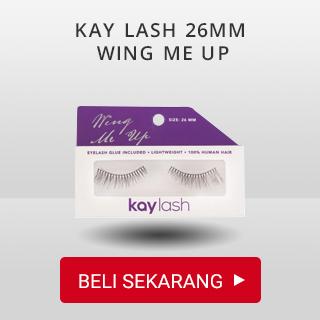 Kay Lash 26mm Wing Me Up