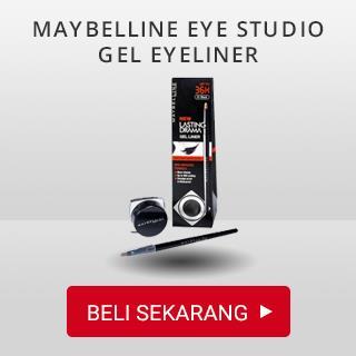 Maybelline Eye Studio Gel Eyeliner Lasting Drama Black 1