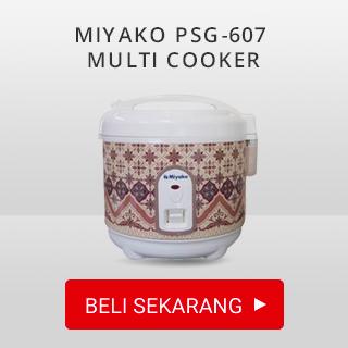 Miyako PSG-607 Multi Cooker