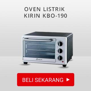 Oven Listrik Kirin KBO-190
