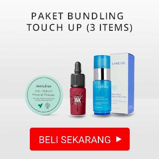 Paket Bundling Touch Up (3 Items)