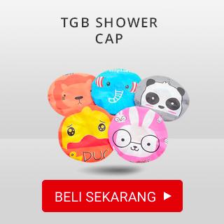 TGB Shower Cap