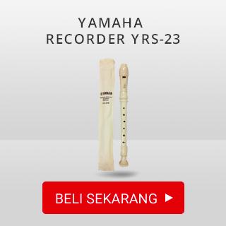 Yamaha Recorder YRS-23