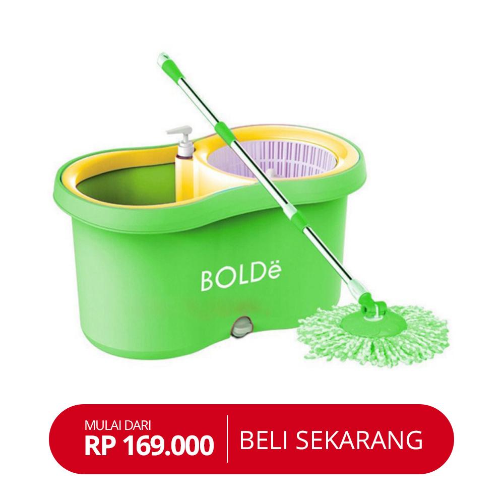 Bolde-Super-Mop-M-169X+-(NEW)-Pel-Lantai---Hijau