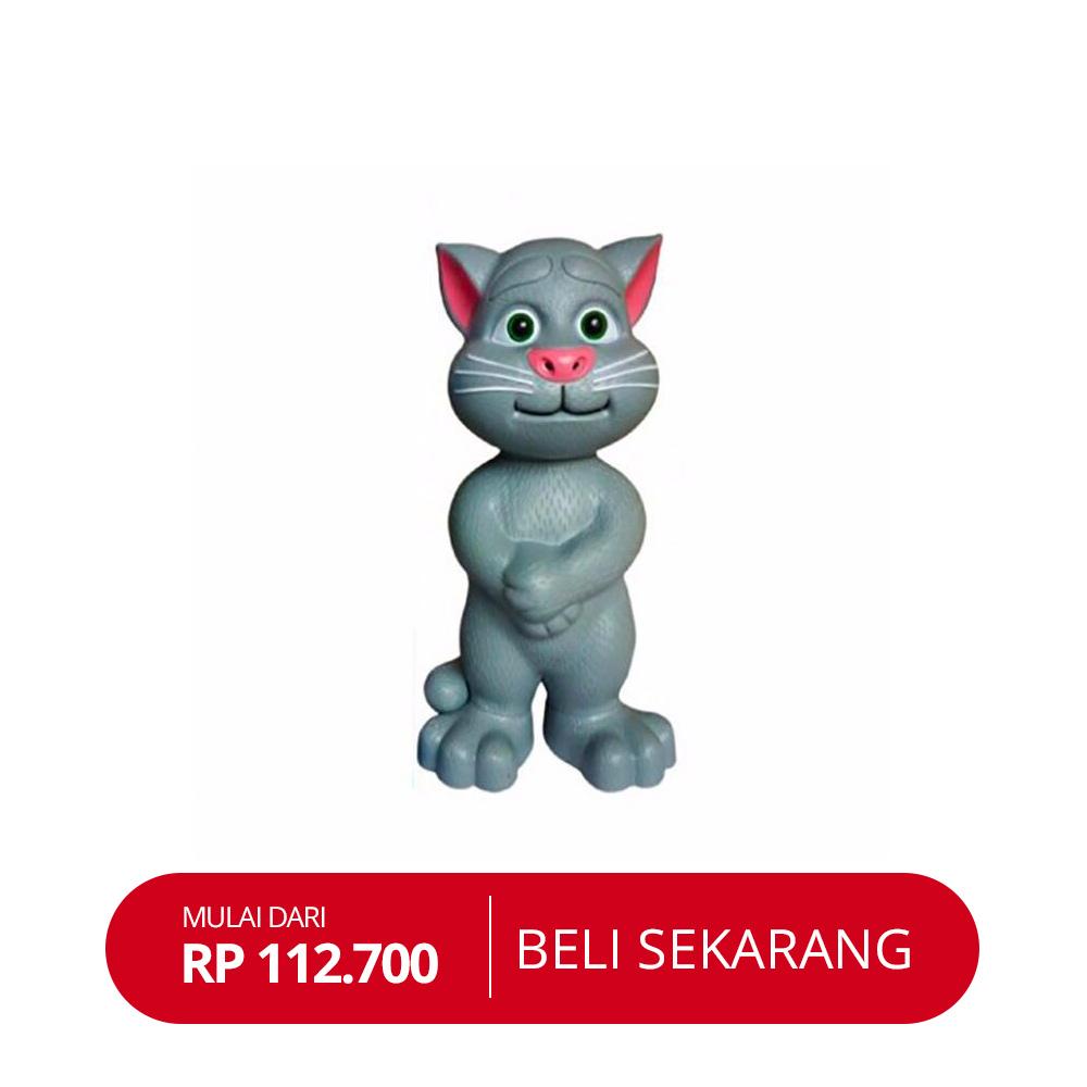 Mainan Anak The Talking Tom Cat