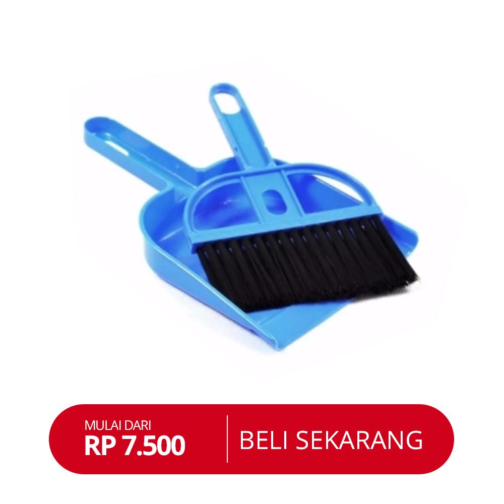 Sapu-Mini-Set-Serok-Cikrak-Mini-Kebersihan-Karpet-Mobil-Meja-Laptop